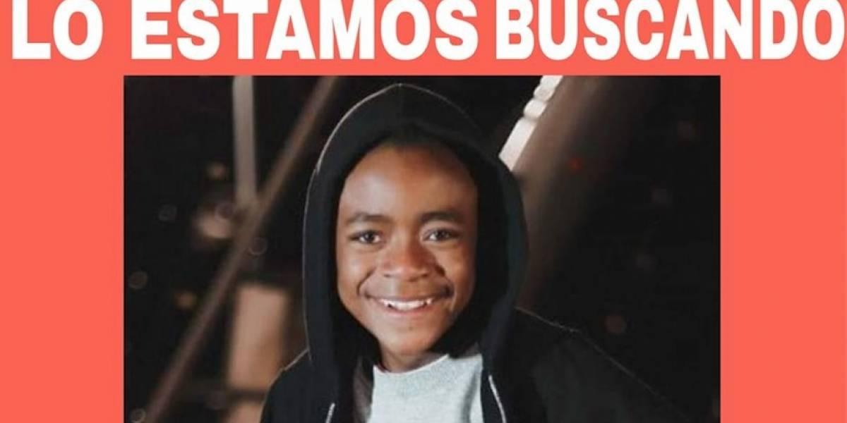 Felipito Centeno se encuentra desaparecido, sus familiares lo están buscando