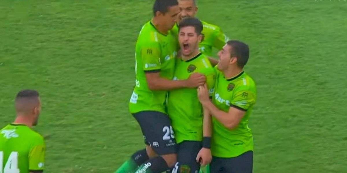 Ángelo Sagal anotó un golazo en la victoria de Juárez sobre Toluca en la Liga MX