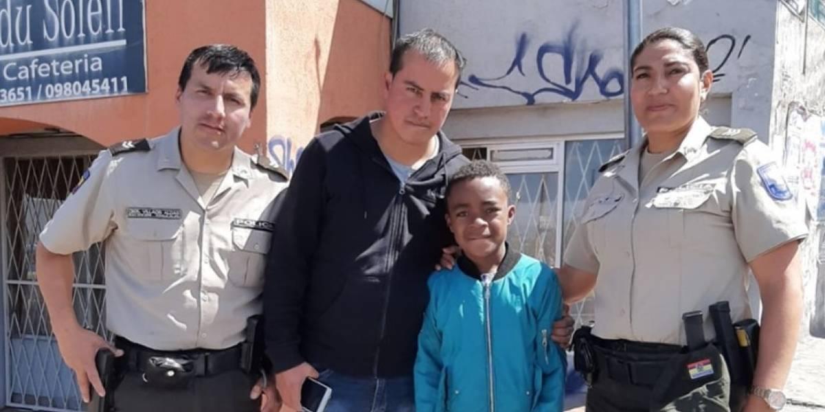 Felipito Centeno fue encontrado, según el ECU 911