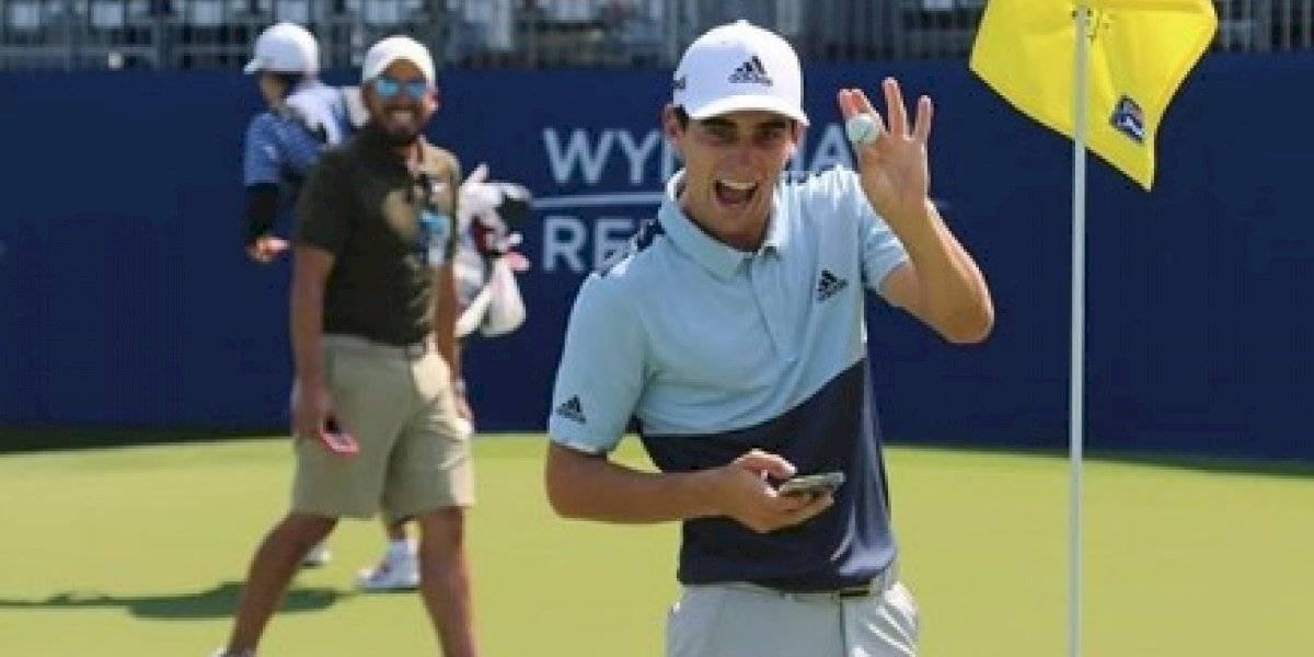 Joaquín Niemann por un nuevo desafío: Jugará por primera vez los playoffs de la Fedex Cup en el PGA Tour