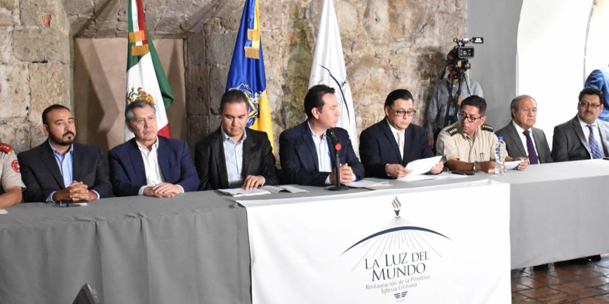 Luz del Mundo realizará su evento anual pese arresto de su líder Naasón Joaquín