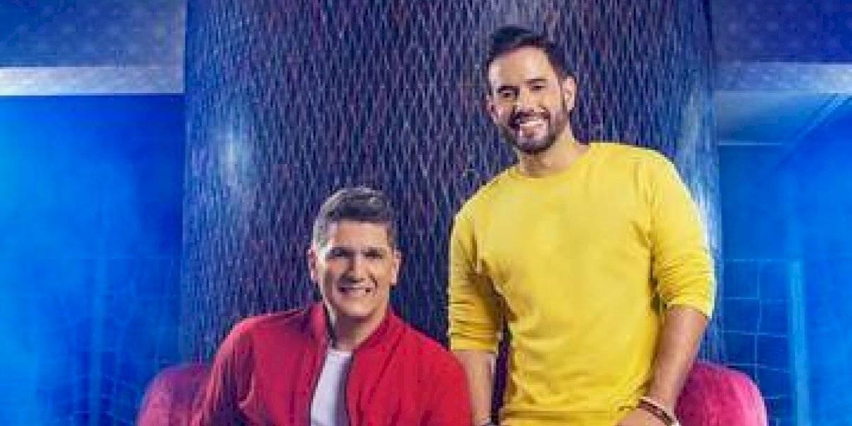 """Eddy Herrera y Manny Cruz cantan a dúo el merengue en """"No me lo creo"""""""