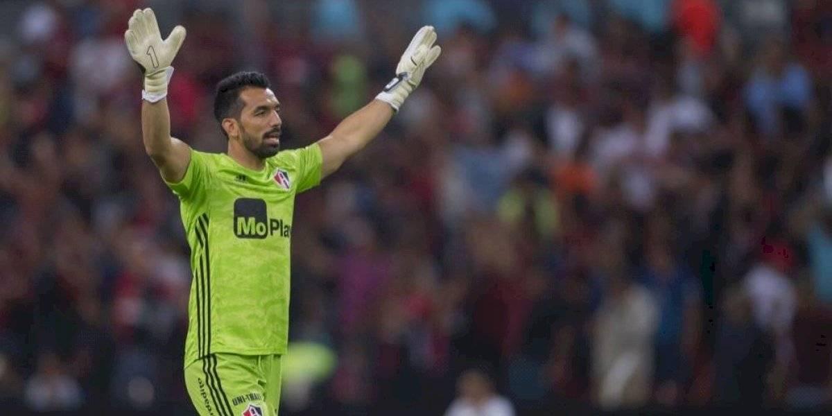 Edgar Hernández no se rinde en busca de un lugar con Atlas