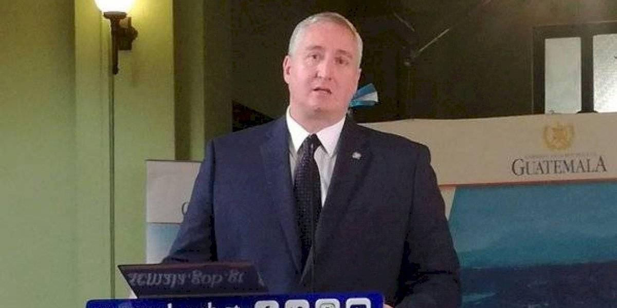 Cámara de Amparos analizará acción del MP donde se pide destituir a Degenhart