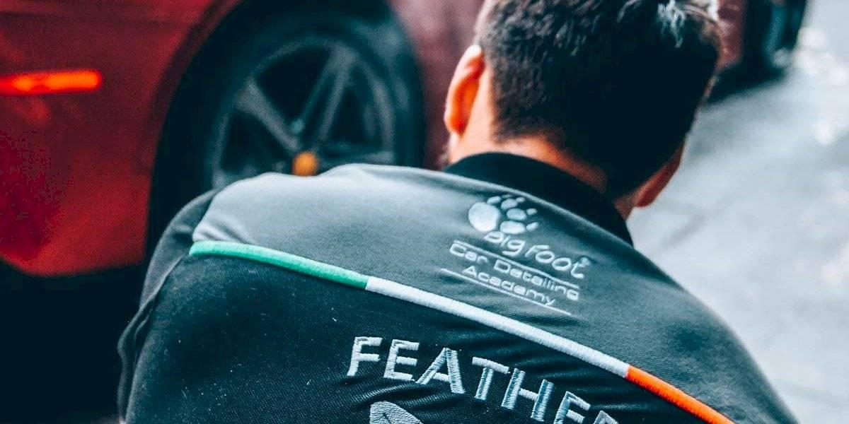 Feather Detailing, el nuevo servicio de detallado que dice presente en Chile