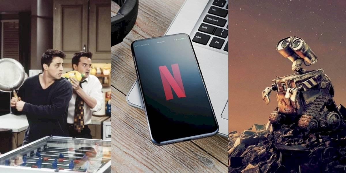 """WALL-E, Mini Espías, Victorius, Avatar, y otras series """"desaparecerán"""" de Netflix en Agosto"""