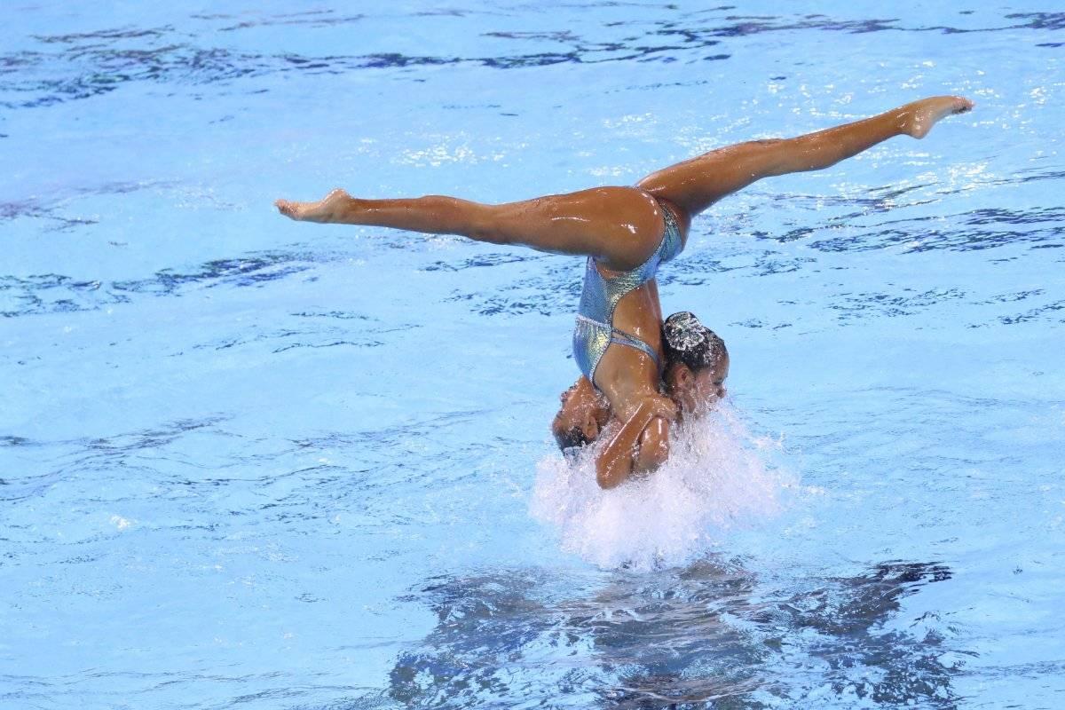 Guatemala debuta natación artística Juegos Panamericanos Lima 2019