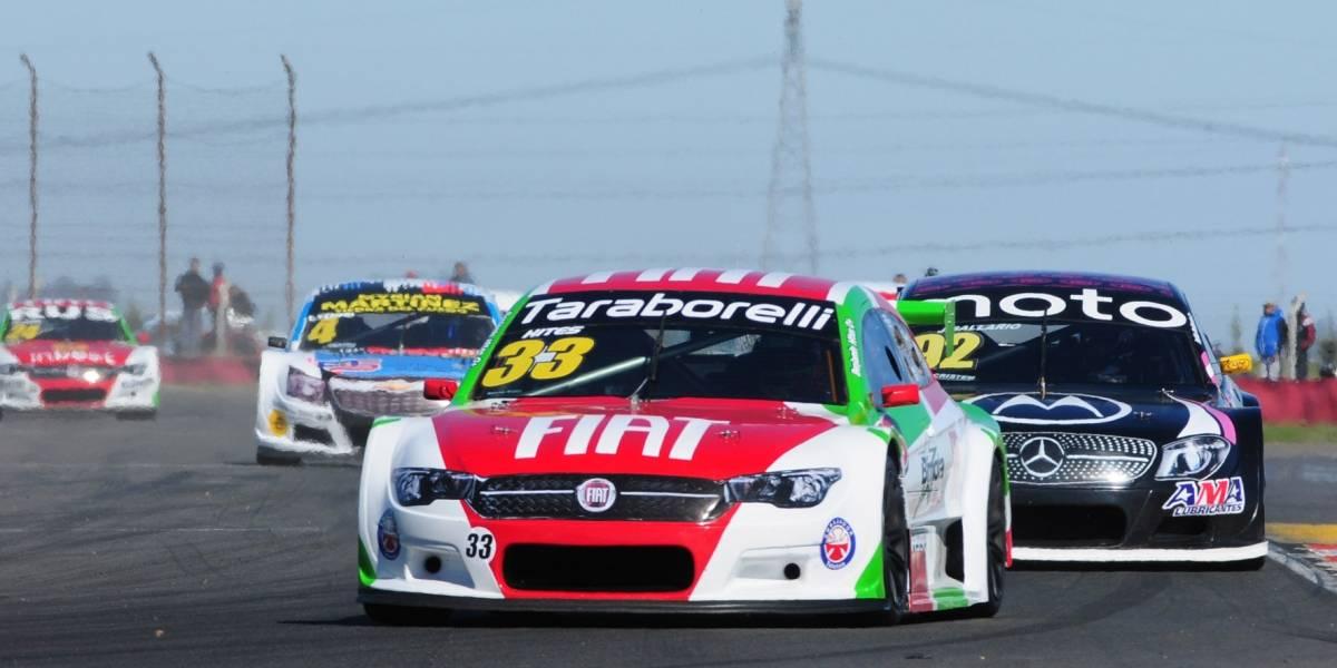 Hites consolida una gran remontada para terminar quinto en la Top Race Series
