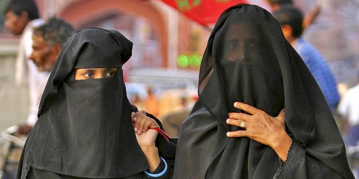 Holanda multará a las mujeres que usen burka