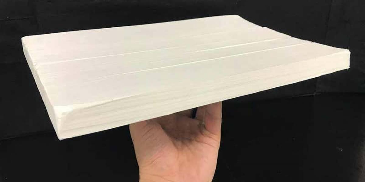 Desarrollan una membrana de madera ultradelgada que puede filtrar el agua de mar