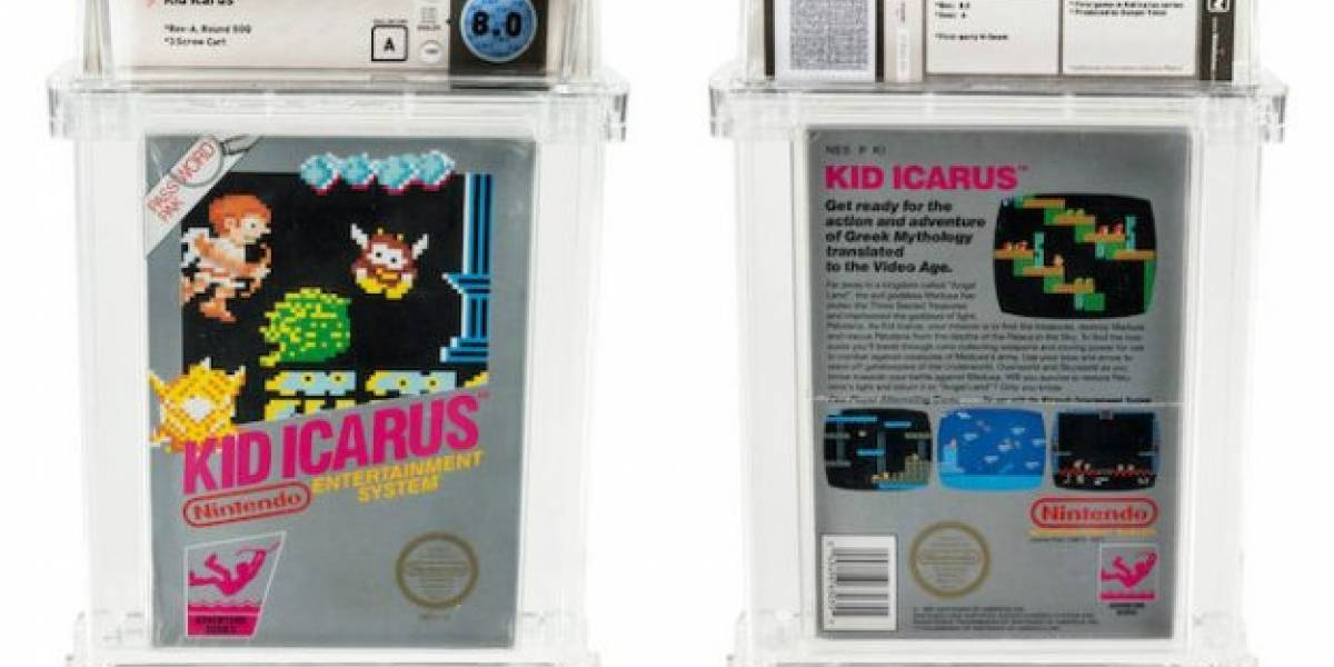 Un hombre encontró un cartucho intacto de NES en su ático y se hizo millonario