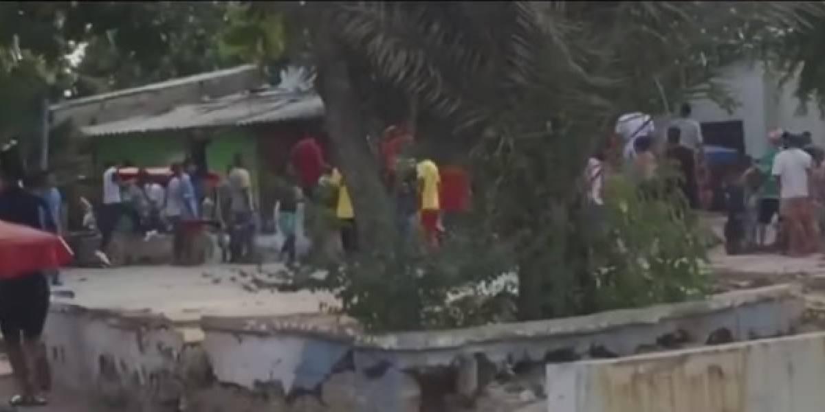 Vecinos lincharon a presunto homicida de un joven de 16 años