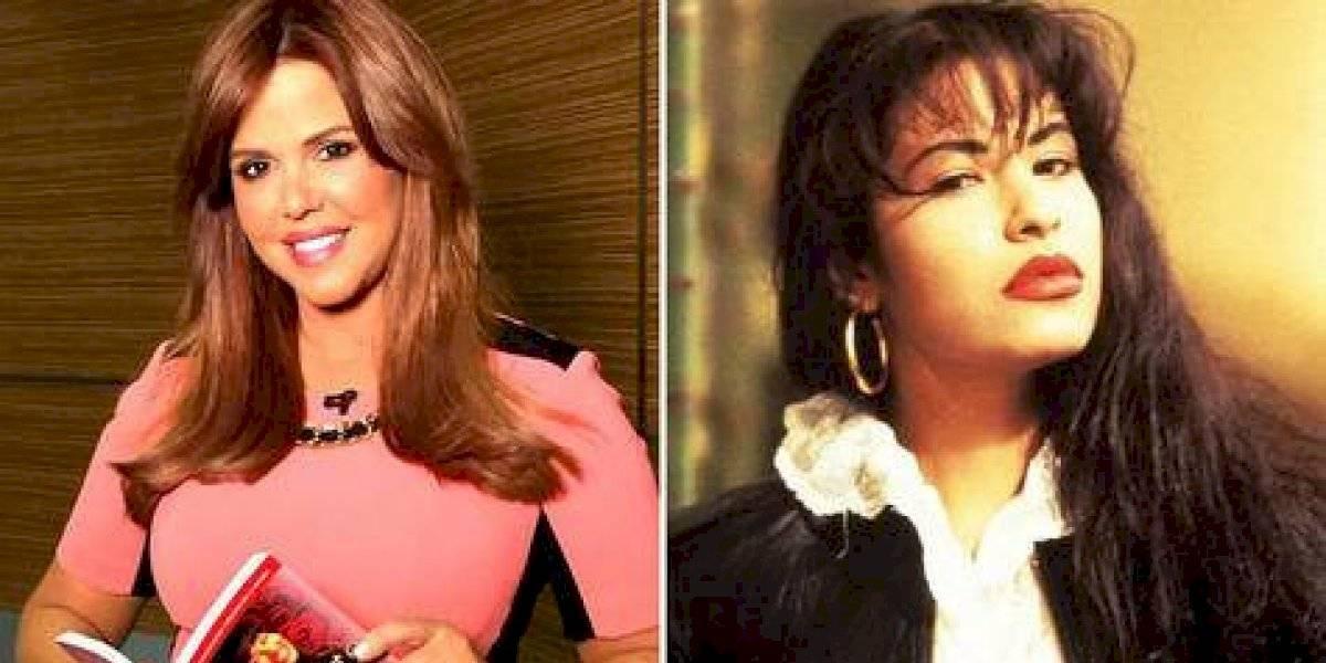 """La serie sobre Selena es """"fiel a la verdad"""" asegura María Celeste Arrarás"""