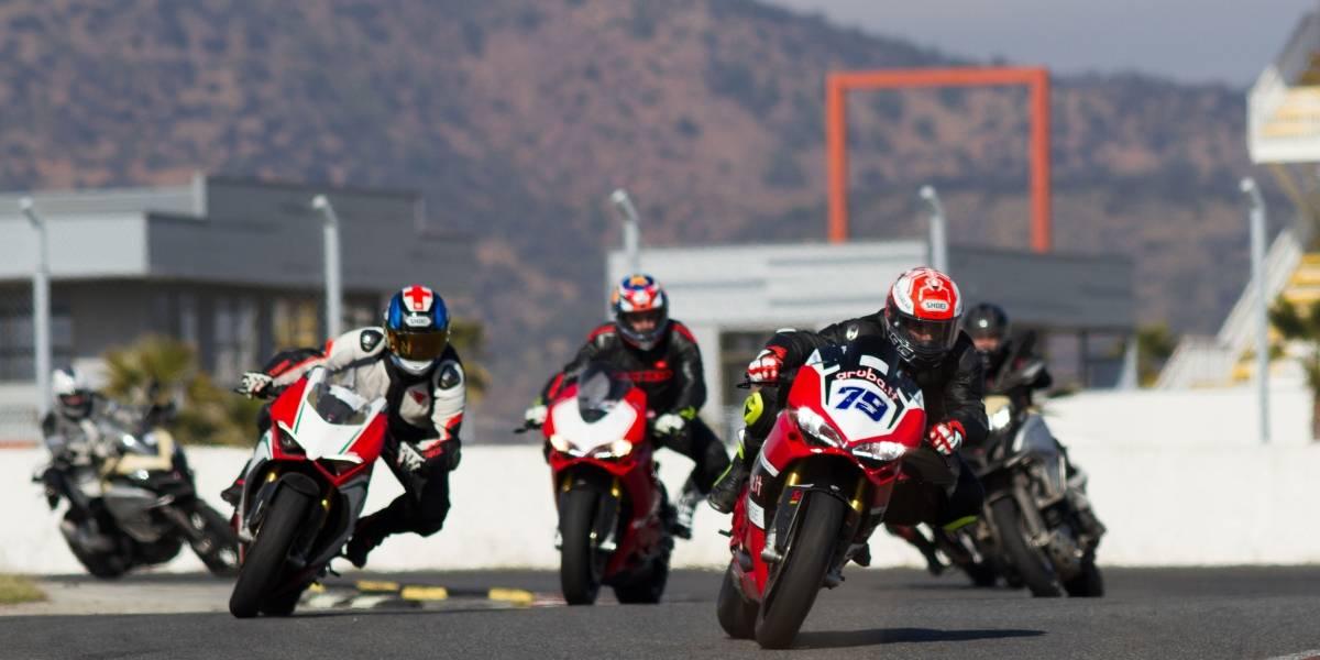 De vuelta al colegio: Ducati realiza tercera jornada de instrucción para sus clientes