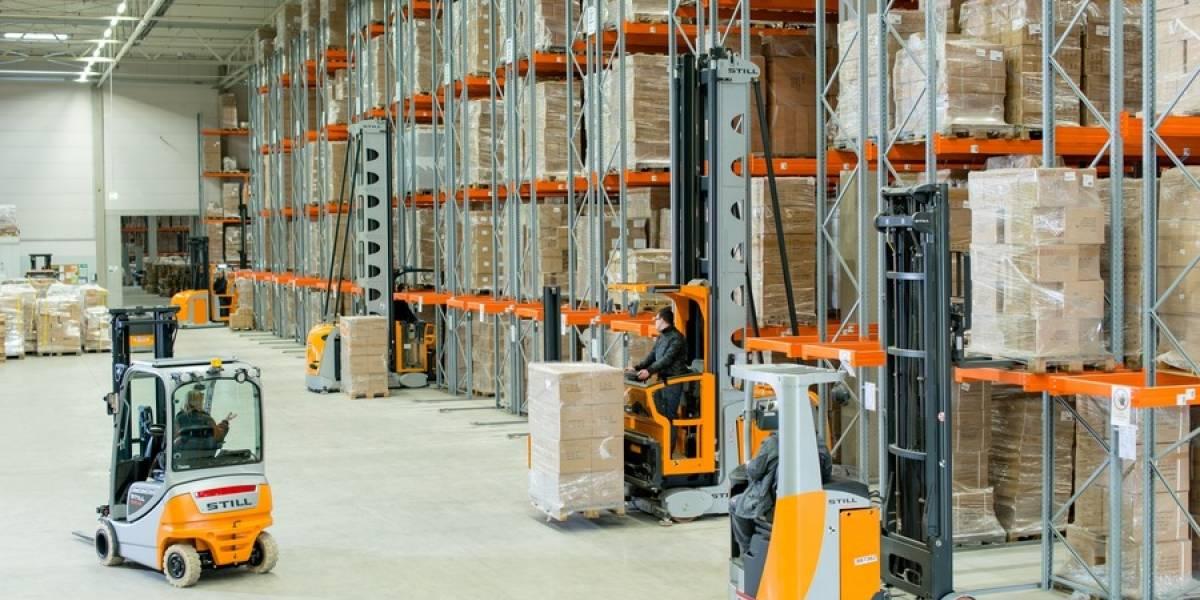 Maniobrabilidad y eficiencia, la clave de las nuevas grúas eléctricas de Still