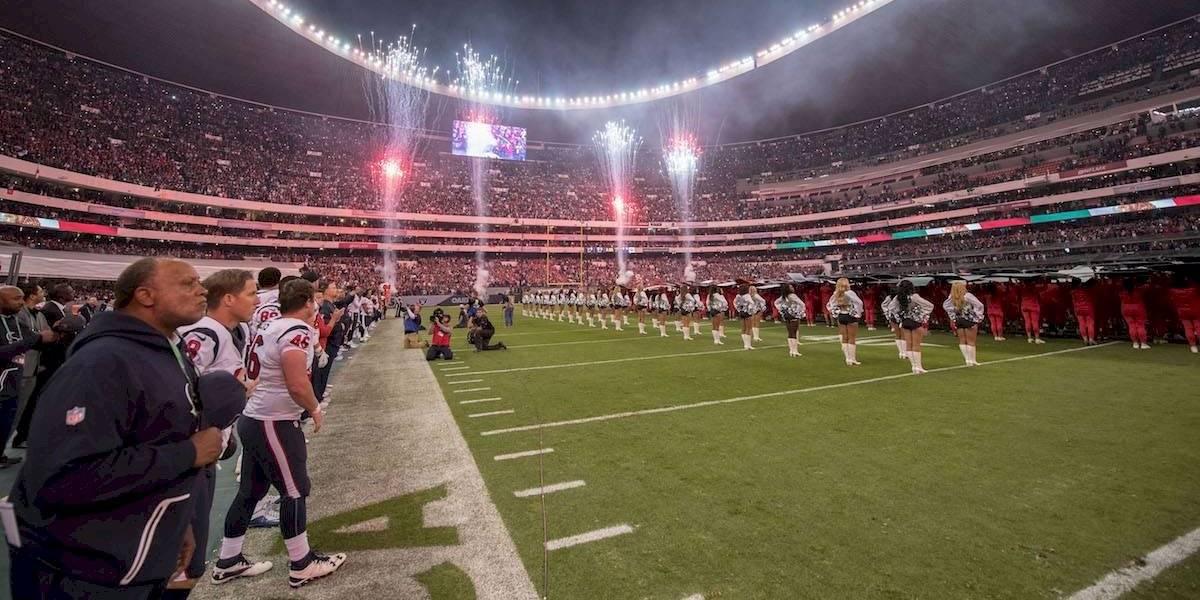 Los equipos de NFL más twitteados en México