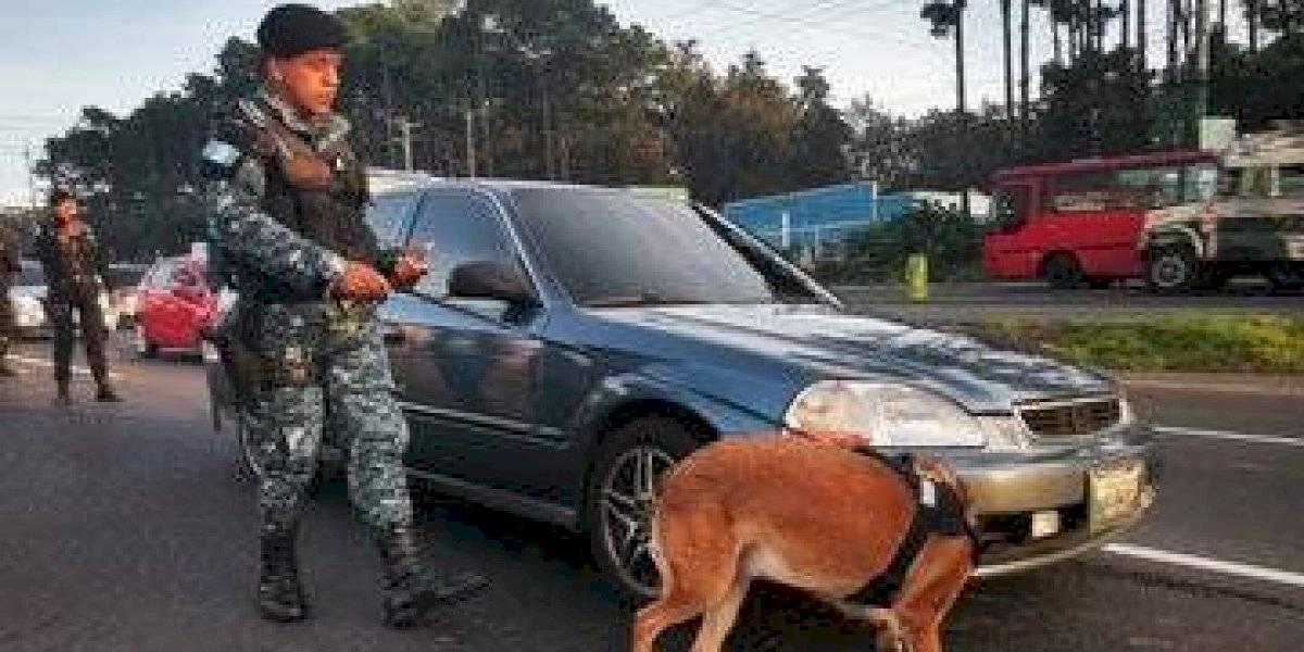 Realizan operativo de seguridad ciudadana en las principales rutas de la capital