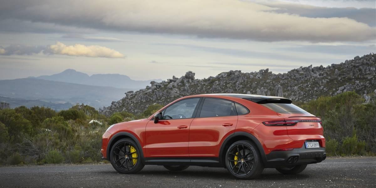 Porsche inicia la preventa del nuevo Cayenne Coupé