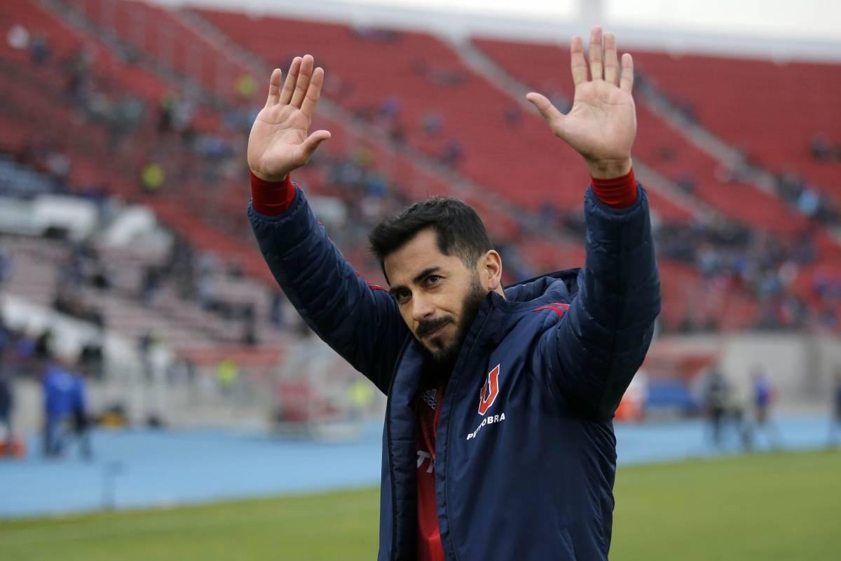 """Carlos Campos Pide A Herrera Como Titular En La U: """"No"""