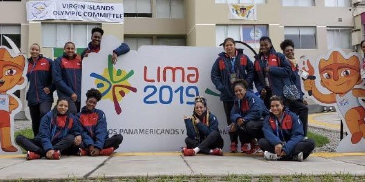 Reinas del Caribe arriban y debutan este miércoles en Panamericanos de Lima