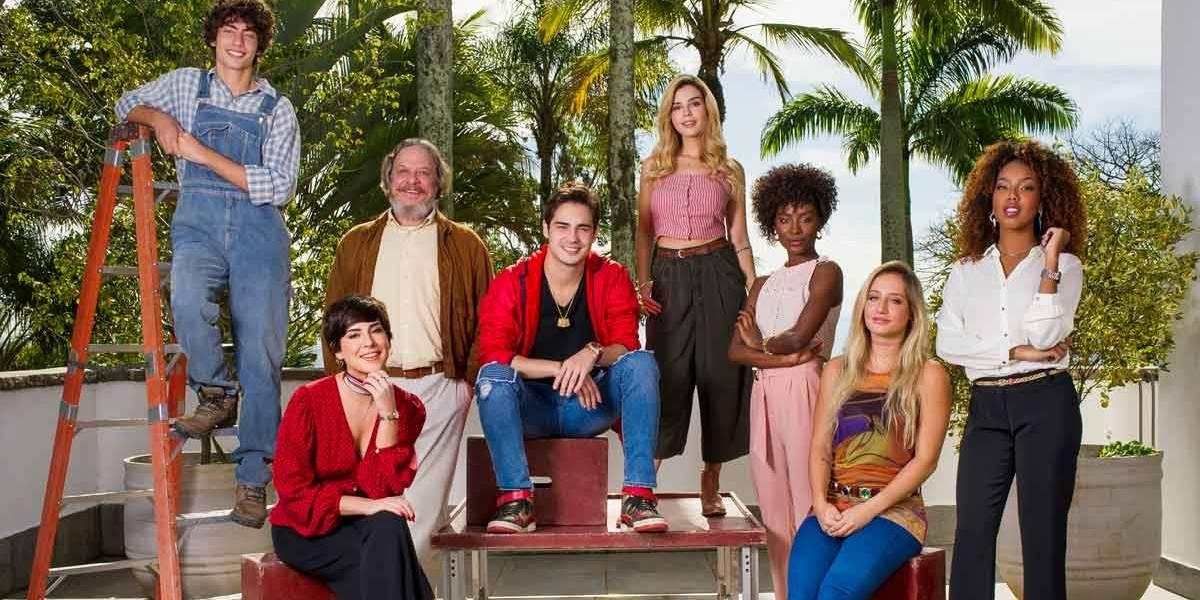 Netflix produz comédia romântica com Giovanna Lancellotti e Danilo Mesquita