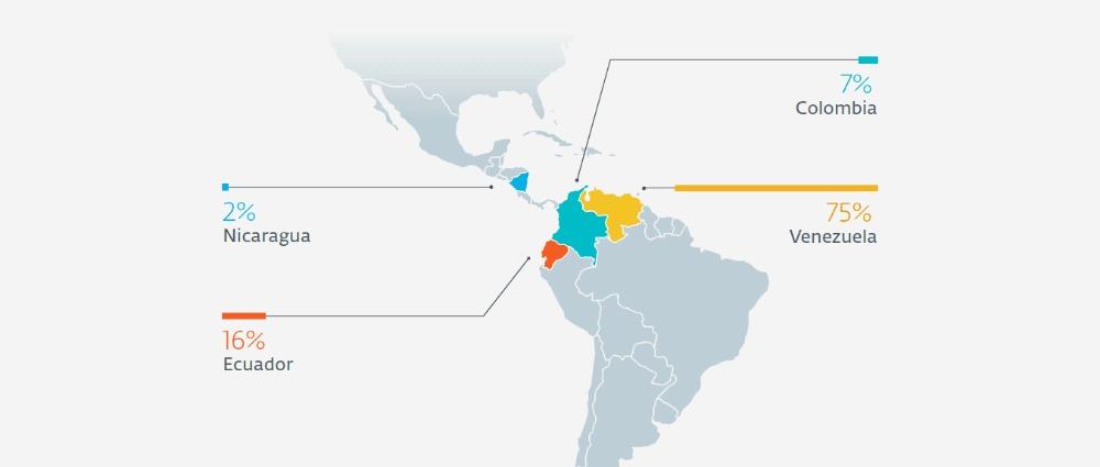 Hackers han estado robando archivos directamente del ejército de Venezuela