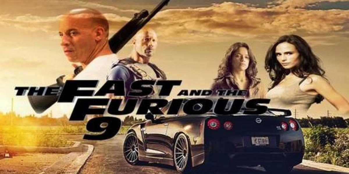 Película 'Rápidos y furiosos' lidera taquillas en Estados Unidos
