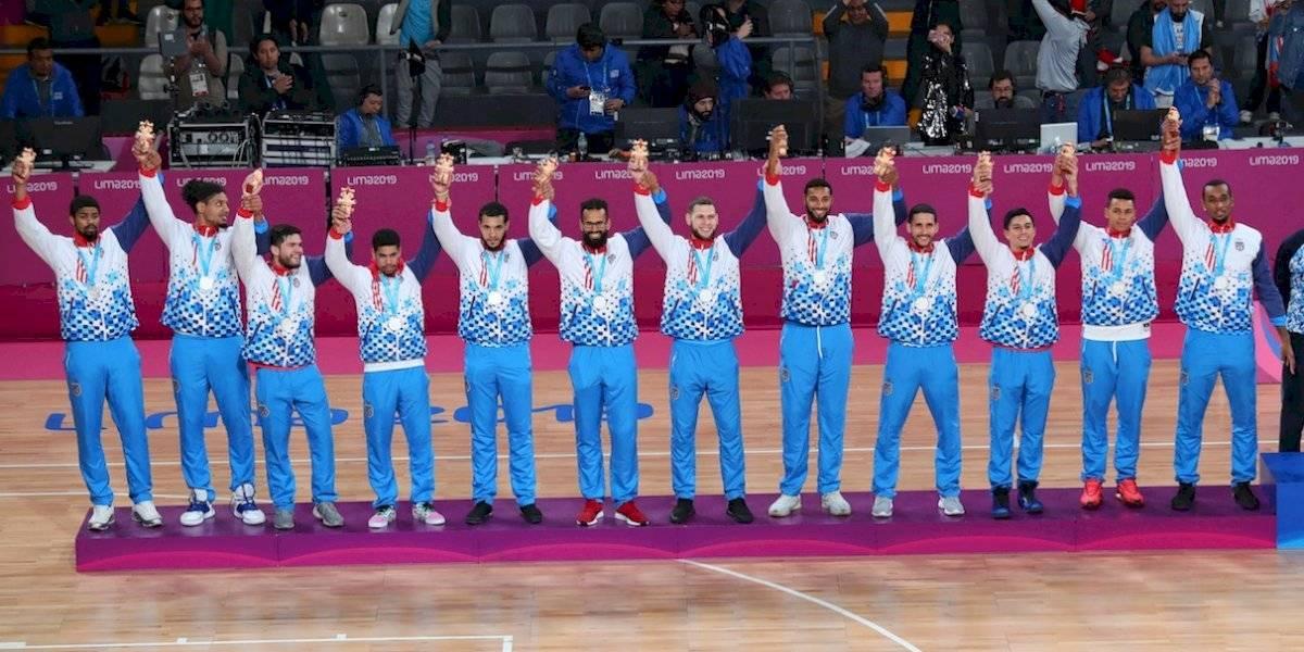 Quinteto boricua vuelve al podio panamericano con medalla de plata
