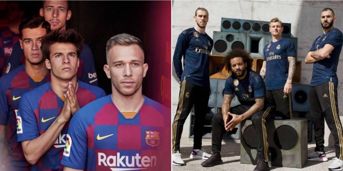 Galería: Los mejores uniformes en Europa para esta temporada