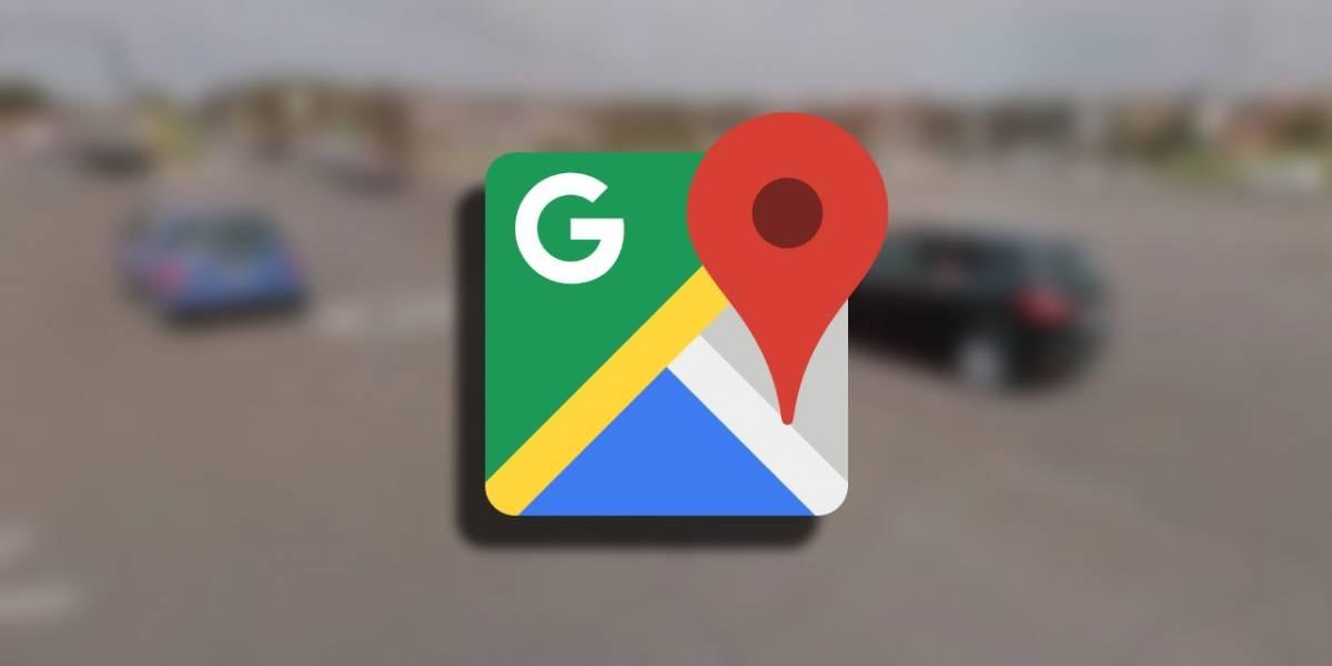 Google Maps capta una extraña seña con las manos en Italia