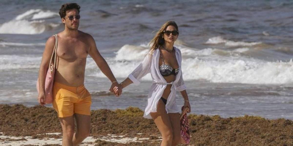 Yerno de lujo: Diego Boneta viajó a Chile para estar en el cumpleaños de Carolina Arregui
