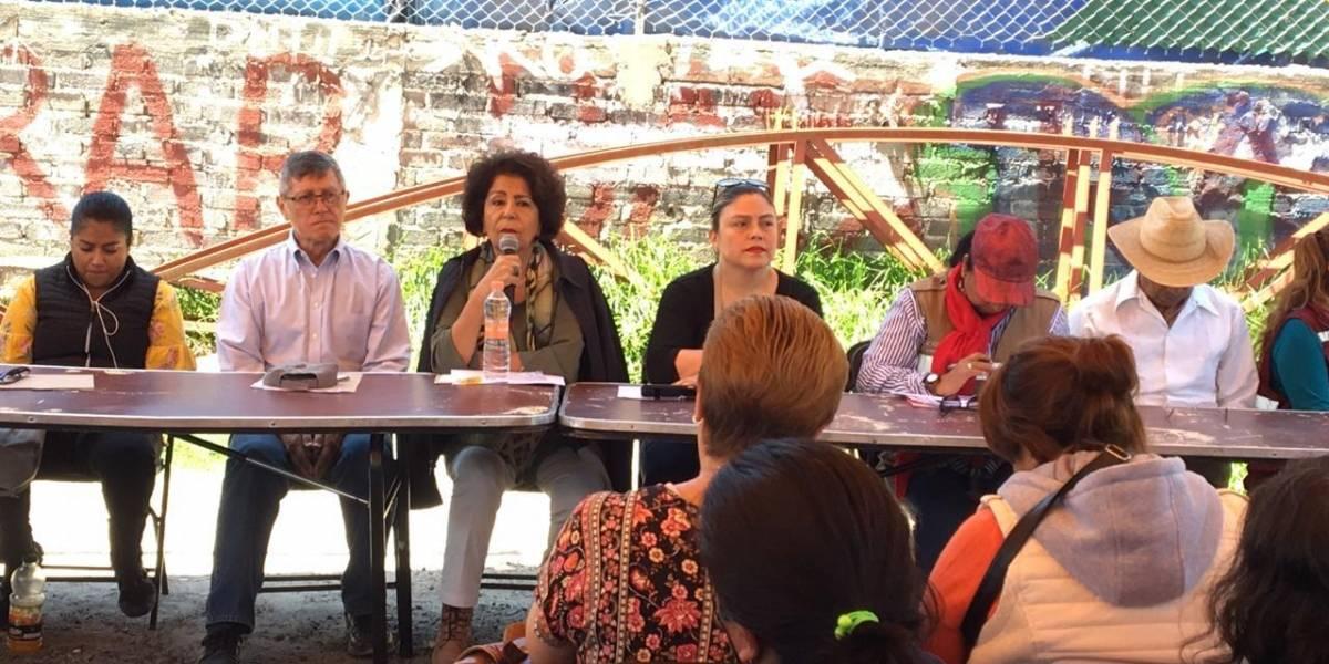 Tlalpan anuncia inversión en obra de hospital infantil