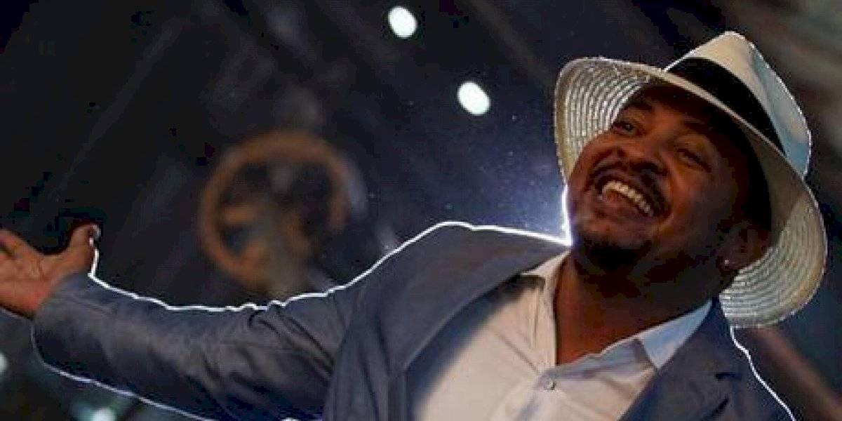 Wason Brazoban cantará el sábado 31 en Anfiteatro Puerto Plata