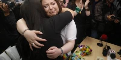 Pareja que inició lucha por el Matrimonio Igualitario en Ecuador se casa en Quito