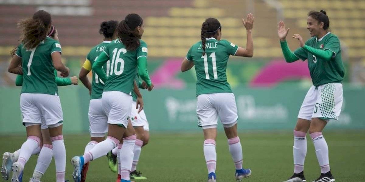 Tri femenil se queda con el quinto sitio en Juegos Panamericanos