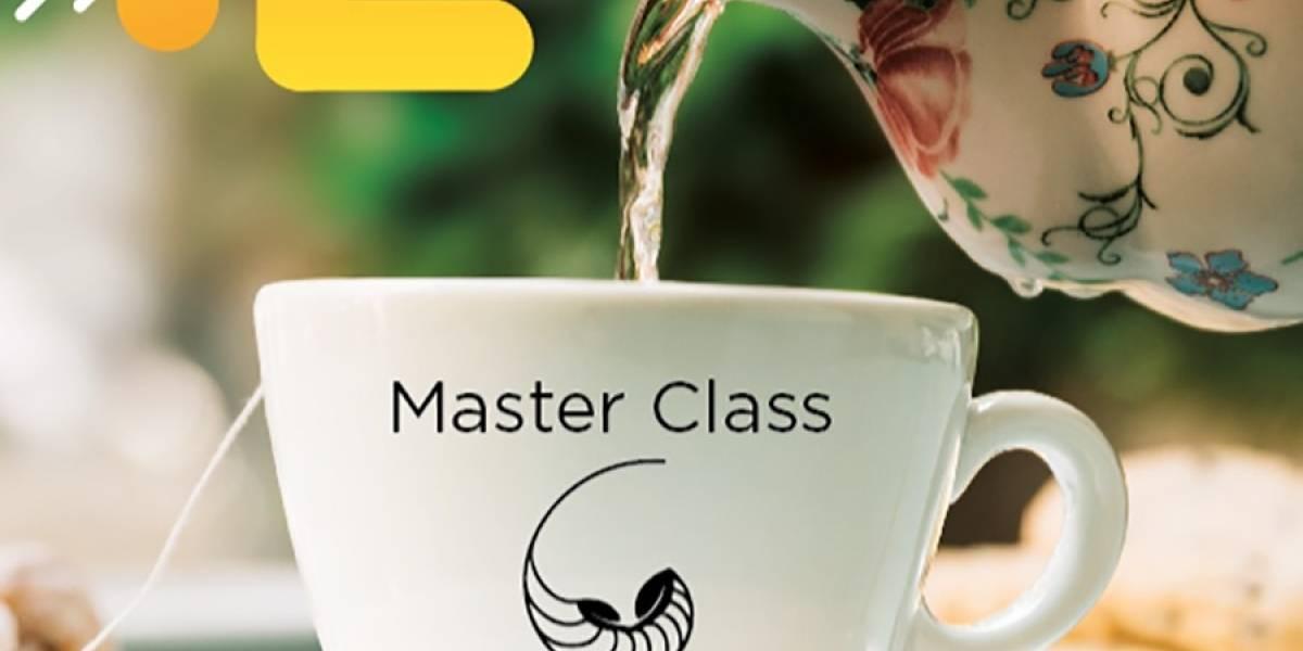 Village y Seitea brindan una Tea Master Class este 7 de agosto