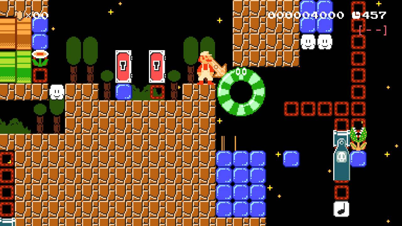 Esencial en tu biblioteca: Review de Super Mario Maker 2 para Nintendo Switch
