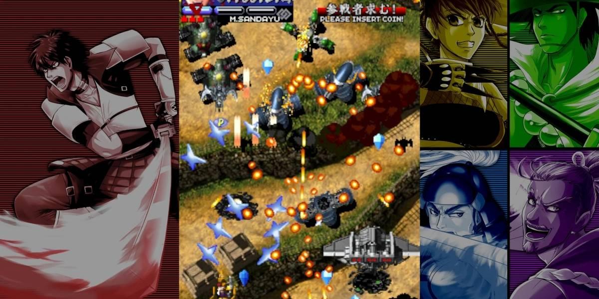 Vasara Collection chega para PlayStation 4 e PS Vita em 13 de agosto