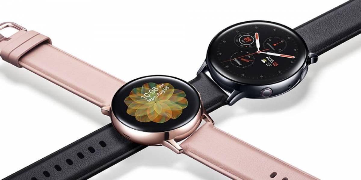 Tecnologia: Samsung anuncia novo Galaxy Watch Active2