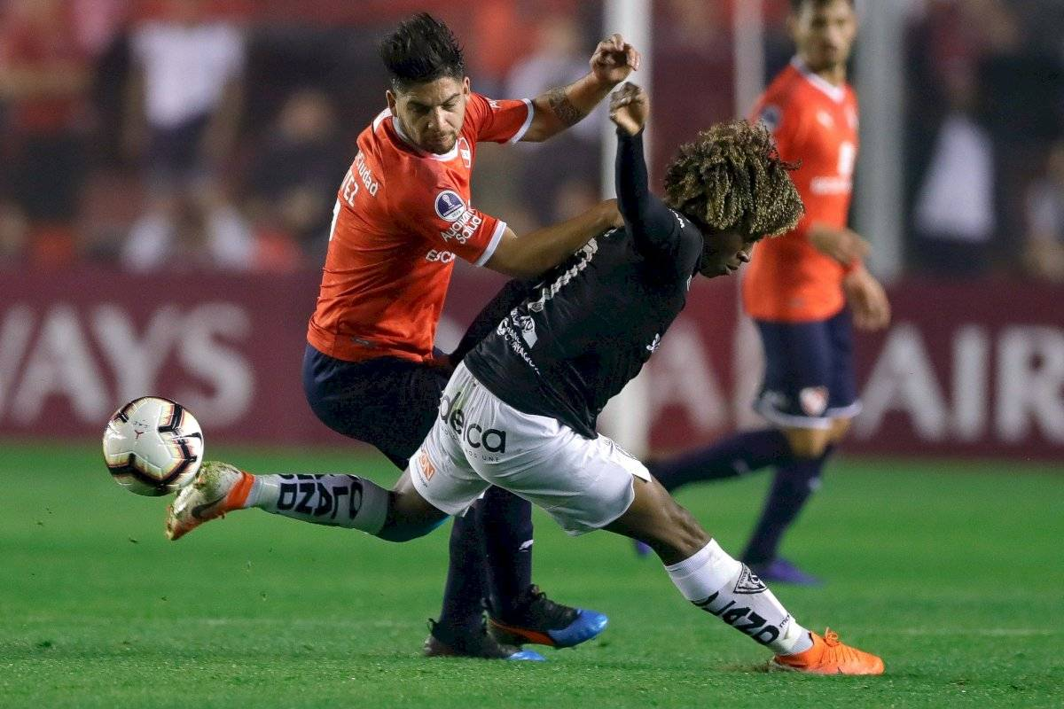 Independiente de Avellaneda vs Independiente del Valle EFE