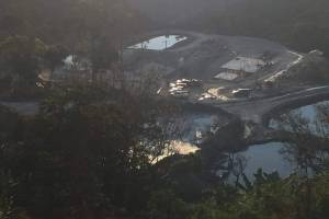 Explosion en mina en Zaruma