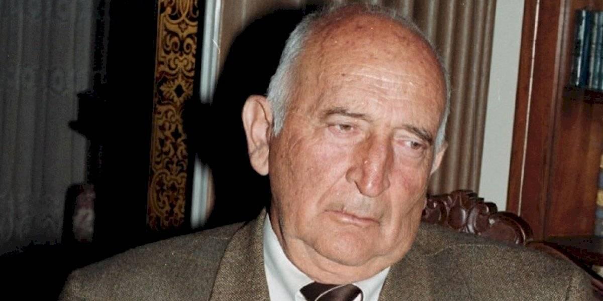 Falleció el Dr. Alejandro Serrano Aguilar a los 86 años