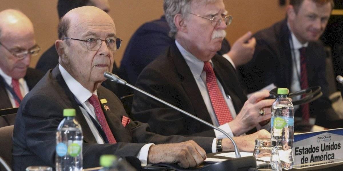 """EEUU sin anestesia en Conferencia sobre la Democracia en Venezuela: """"El tiempo para dialogar terminó, es tiempo de la acción"""""""