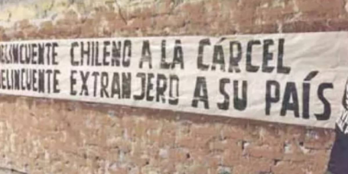 Quiénes están tras la marcha anti migrante qué se hará en 15 ciudades de Chile