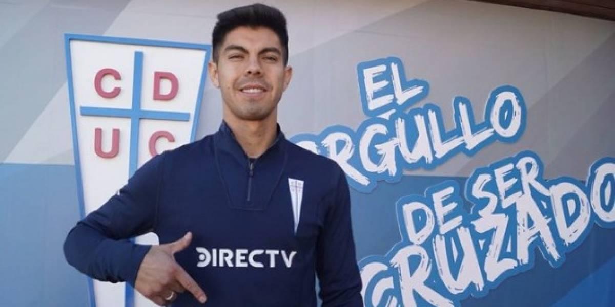 """El Gato Silva se confiesa: """"Nunca tuve acercamientos con Colo Colo, mi idea siempre fue regresar a la UC"""""""