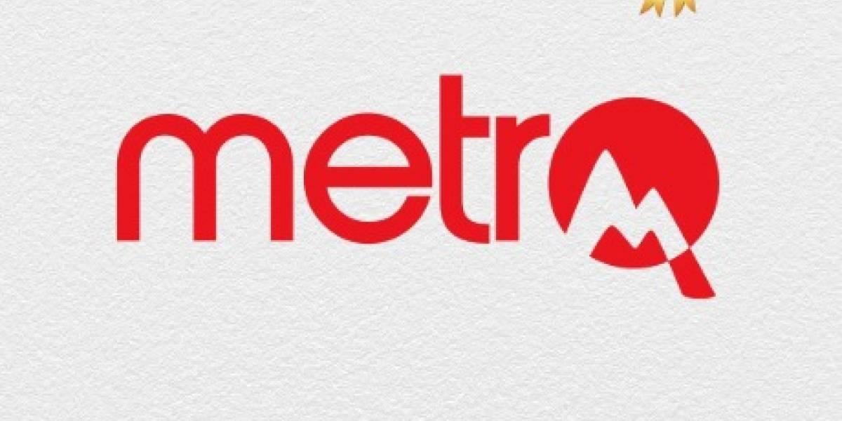 Municipio anuncia que el Metro de Quito tiene nuevo logo