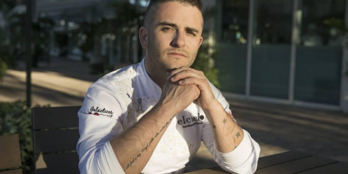 Juan Manuel Barrientos: el creador de experiencias a través de la cocina