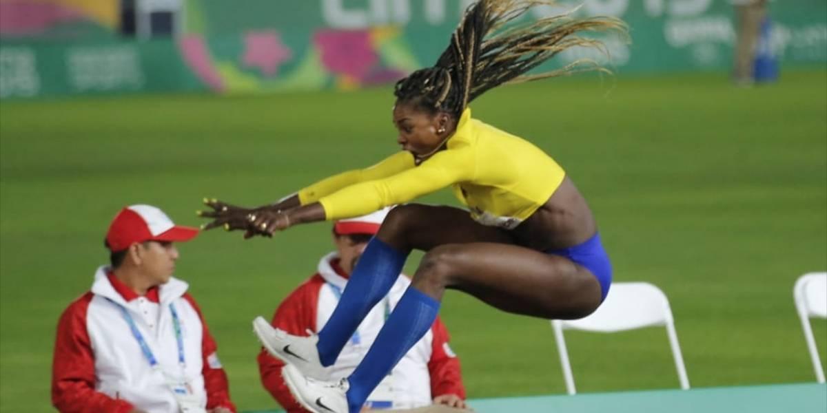 ¡Tristeza nacional! Caterine Ibargüen se retira de los Juegos Panamericanos por lesión