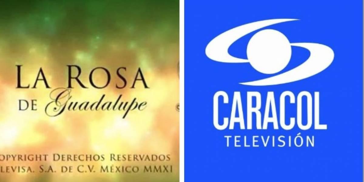 ¡Increíble! Tiene más rating 'La rosa de Guadalupe' de RCN que esta novela de Caracol