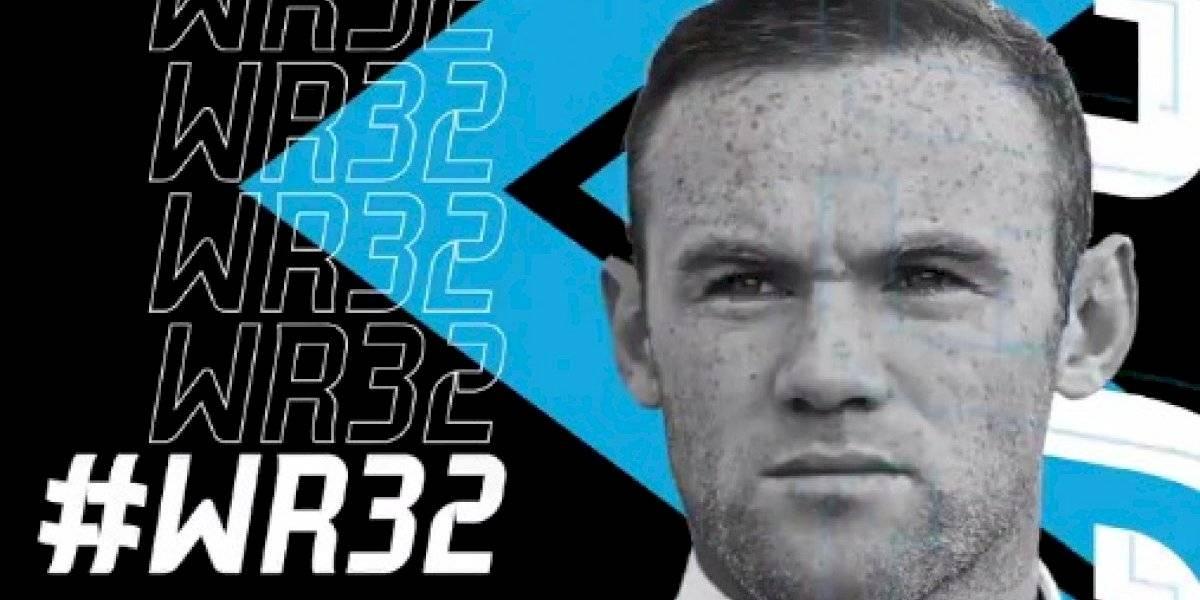 Wayne Rooney volverá a Inglaterra para asumir como DT y jugador del Derby County